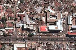 FILE - Kefyalew Tefera initially was held at Maekelawi, the main federal police and detention center in Addis Ababa, Ethiopia. Rights groups had denounced detainees' treatment there. The center was closed in April. (©DigitalGlobe 2013 / Source: Googl