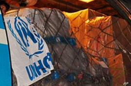 UN Delivers Aid to Ivorian Refugees in Liberia