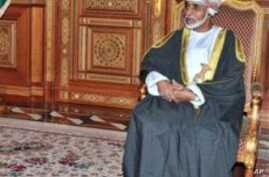 Oman's Sultan Granting Lawmaking Powers to Councils