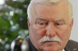 Lech Walesa Offers to PIck Up Nobel Prize for Jailed Chinese Dissident