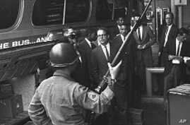 'Freedom Riders' Remembered 50 Years Later
