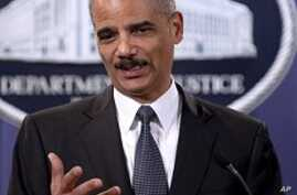US Attorney General Says WikiLeaks Puts Americans at Risk