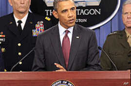 Obama Unveils Strategy for Smaller, Agile Future US Military