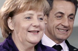 France, Germany Call for Boost in European Jobs, Economy