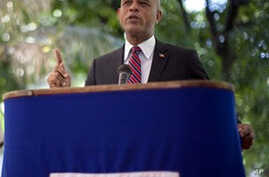 Preliminary Results: Martelly Wins Haitian Presidency