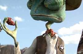 Animated Family Film 'Rango' Features Talking Animals in Western Setting