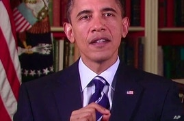 Obama Pledges to Fight Privatization of Social Security