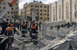 Continuing Violence in Syria Raises Fears About Future