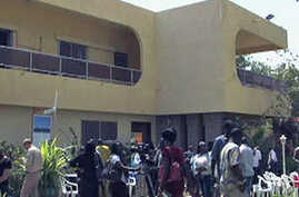 Model Home in Senegal Shows Off Renewable Energy Technology