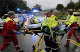 More Than 90 Killed in Norway's Twin Attacks