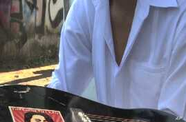 Young Activists Use Music, Graffiti to Push for Democracy in Burma