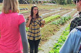 New Farmers Confront Realities of Local Food Movement