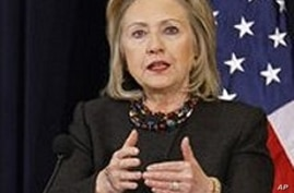 Clinton: US to Wait-and-See on Brotherhood's Talks With Mubarak Government