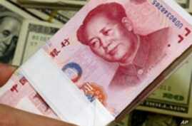 China Pushing for Yuan to be Global Currency