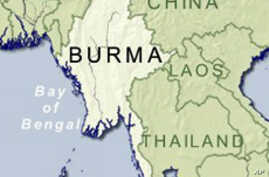 Burma's Leader Urges 'Correct Choices' in Elections