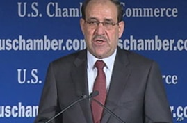 Iraqi PM: US Businesses to Lead Way in Iraq After Troop Withdrawal