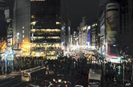 Tokyo Faces Months of Power Cuts After Quake