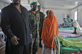 AU Blames International Indifference for Somalia Famine Deaths