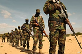 Somali Government Calls For End to Arms Embargo