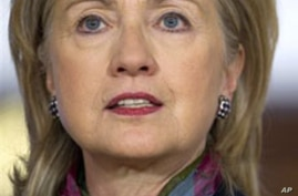 Clinton Presses Central Asian States on Human Rights