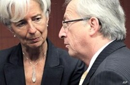 Crises Overshadow EU Finance Ministers Meeting