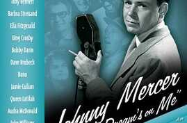 All-Star Recording Pays Tribute to Johnny Mercer