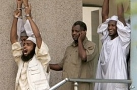 US Envoy's Killers Escape from Sudan Death Row