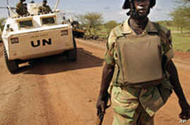 Four UN Peacekeepers Killed in Disputed Sudanese Town