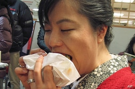 Dentists Warn Asians Not to 'Super-Size' Their Food