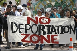 Immigration Remains Hot Topic in US Politics