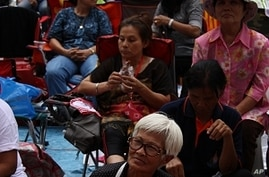 Thai Govt Rejects Negotiations with Protesters, UN Mediation Role