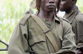 Former Ugandan LRA Rebels Fear Going Home