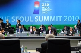 G20 Heads for Conclusion