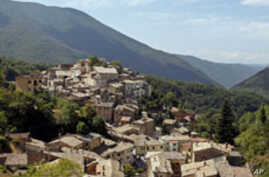 Euro Crisis Prompts Italian Village to Declare Independence
