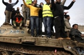 Libya Faces Widespread Anti-Government Protests