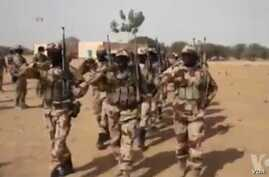 Nigeria also has welcomed the U.S. decision to send troops to Cameroon.