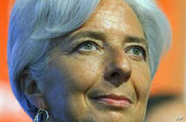 French Finance Minister Announces Candidacy for Top IMF Job