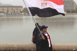 Egyptian-Americans Protest in DC for Fellow Coptic Christians