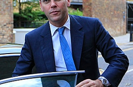 Britain's PM: James Murdoch has 'Questions to Answer'