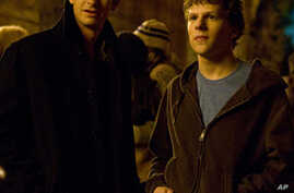 'The Social Network' Traces the Creation - on a Whim - of Facebook