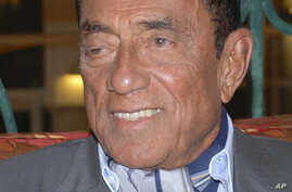 Egyptian businessman Hussein Salem is seen in this file photo