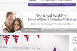 YouTube to Air Britain's Royal Wedding Live