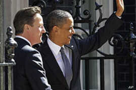 Obama Demands Reforms in Syria During UK Visit