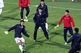 'Missing' North Koreans Turn Up At World Cup