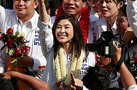 Analysts:  Thai Political Parties Competing With Very Different Visions