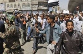 More Anti-Government Protests in Yemen