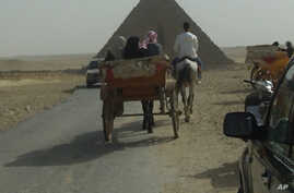 Egyptian Pyramids Reopen for Tourism