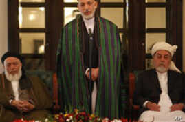 Karzai Reaches Out to Taliban in New Afghan Peace Council