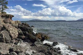 Yellowstone Lake is one of two lakes that Yellowstone National Park officials will install barriers to keep out boats that haven't been cleared of invasive mussel larvae.