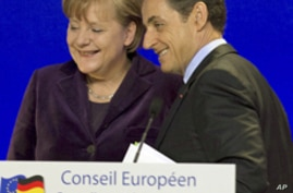 Some in EU Object to German-French Debt Plan